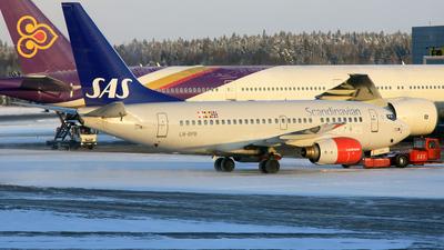LN-RPB - Boeing 737-683 - Scandinavian Airlines (SAS)