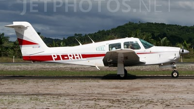 PT-RHL - Embraer EMB-711T Corisco II - Private