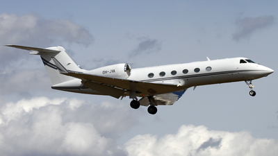 OH-JVA - Gulfstream G450 - Airfix Aviation