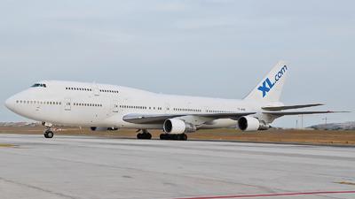 TF-AMK - Boeing 747-312 - Air Atlanta Icelandic