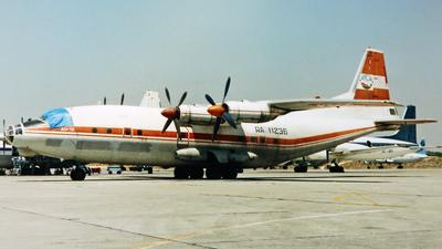 RA-11236 - Antonov An-12BP - Sakha Avia