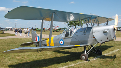 N5446 - De Havilland DH-82A Tiger Moth - Private