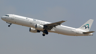 A picture of FGYAJ - Airbus A321211 - [2707] - © Liad G.