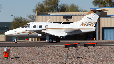 N62RC - Eclipse 500 - Private