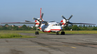 31 - Antonov An-32P - Ukraine - Ministry of Emergency Situations