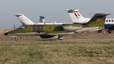LJ-3 - Bombardier Learjet 35A/S - Finland - Air Force