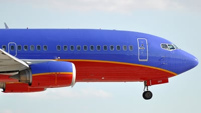 N392SW - Boeing 737-3H4 - Southwest Airlines