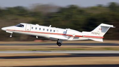 N68PC - Bombardier Learjet 45 - Private