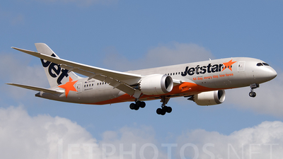 VH-VKA - Boeing 787-8 Dreamliner - Jetstar Airways