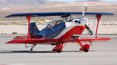 N89PS - Aviat S-2C Pitts Special - Private