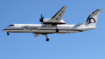 N430QX - Bombardier Dash 8-Q402 - Horizon Air