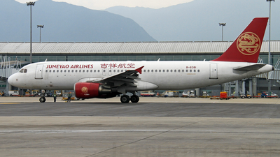 B-6381 - Airbus A320-214 - Juneyao Airlines