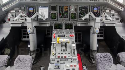 PT-TCV - Embraer ERJ-135BJ Legacy 650 - Embraer