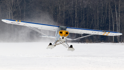 D-ERNC - Piper PA-18-150 Super Cub - Private