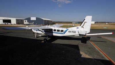 VH-FGQ - Cessna 208 Caravan - Fugro Airborne Surveys