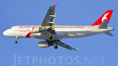A6-ABK - Airbus A320-214 - Air Arabia