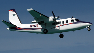 N89CU - Rockwell 690B Turbo Commander - Private