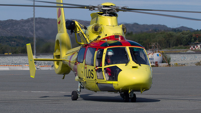 LN-OLM - Eurocopter AS 365N3 Dauphin - Lufttransport