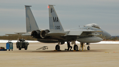 77-0100 - McDonnell Douglas F-15A Eagle - United States - US Air Force (USAF)