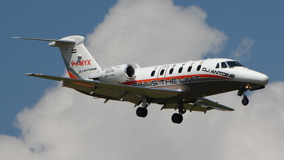 PH-MYX - Cessna 650 Citation VII - Solid Air