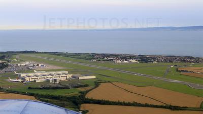 EGFF - Airport - Runway