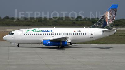 YV513T - Boeing 737-230(Adv) - Venezolana - Linea Aérea de Venezuela