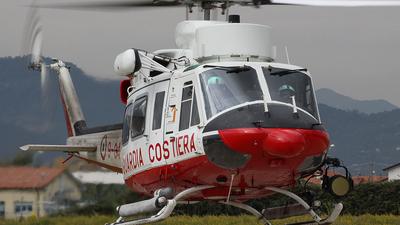 MM81385 - Agusta-Bell AB-412SP - Italy - Coast Guard