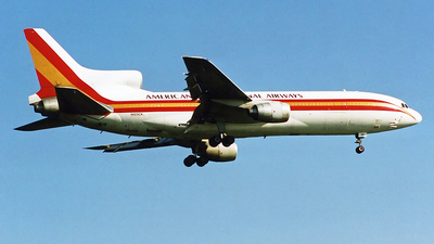 N105CK - Lockheed L-1011-200(F) Tristar - American International Airways (Kalitta)
