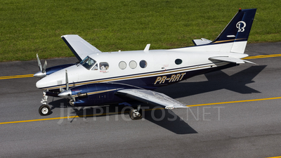 PR-RRT - Beechcraft C90A King Air - Private