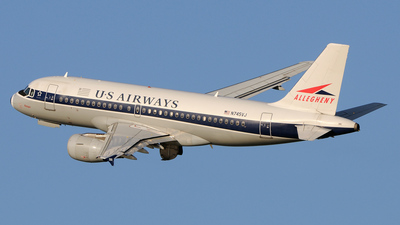 N745VJ - Airbus A319-112 - US Airways