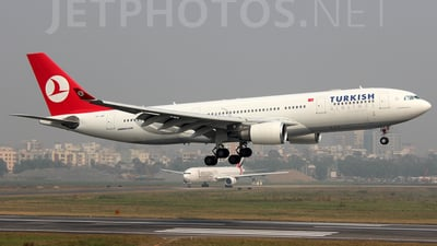 TC-JNF - Airbus A330-203 - Turkish Airlines