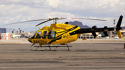 N467PH - Bell 407 - Private