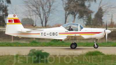 TC-CBC - Slingsby T67M200 Firefly - Turkey - Turkish Aeronautical Association