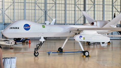 N870NA - GAAS MQ-9 Reaper - United States - National Aeronautics and Space Administration (NASA)