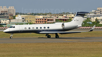 B-LUE - Gulfstream G550 - Private
