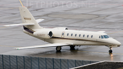 N888SF - Cessna 680 Citation Sovereign - Steiner Film Aviation