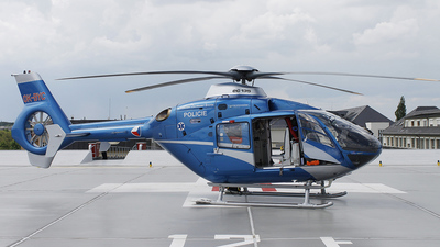 OK-BYC - Eurocopter EC 135T2+ - Czech Republic - Police