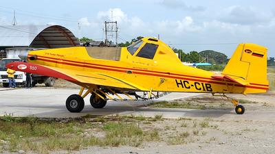 HC-CIB - Ayres S2R-T34 Thrush - Probana Export