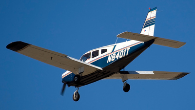 A picture of N8401T - Piper PA28181 - [288290033] - © Jeremy D. Dando