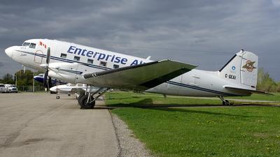 C-GEAI - Basler BT-67 - Enterprise Air
