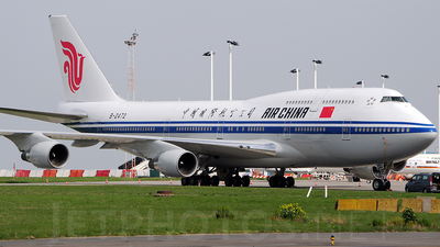 B-2472 - Boeing 747-4J6 - Air China