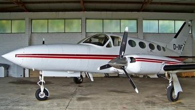 A picture of DINRR - Cessna 414A Chancellor - [414A0097] - © Be9L