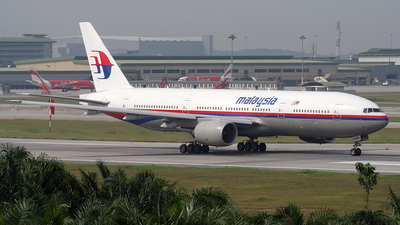 9M-MRG - Boeing 777-2H6(ER) - Malaysia Airlines