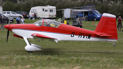 A picture of GRVIW - Van's RV9 - [PFA 32013924] - © hjcurtis
