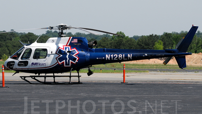 A picture of N128LN - Airbus Helicopters H125 - [3989] - © Agustin Anaya