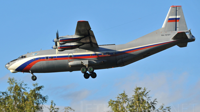 RA-12137 - Antonov An-12 - Russia - Air Force