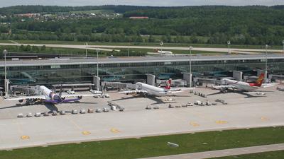 LSZH - Airport - Terminal