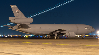 86-0029 - McDonnell Douglas KC-10A Extender - United States - US Air Force (USAF)