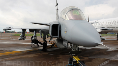 39-7 - Saab JAS-39NG Gripen - Saab