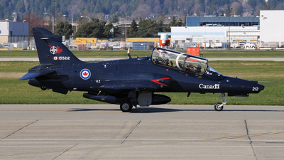 155212 - British Aerospace CT-155 Hawk - Canada - Royal Canadian Air Force (RCAF)